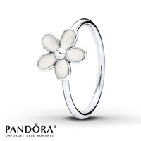 Pandora Ring Darling Daisy Sterling Silver
