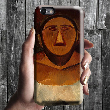 Farmer - Pablo Picasso iPhone Case 6/6S, 6 Plus, 4S,5S. Mobile Phone Cell. Art Painting. Gift Idea. Anniversary. Gift for him and her