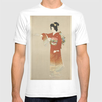 GEISHA T-shirt by Kathead Tarot/David Rivera