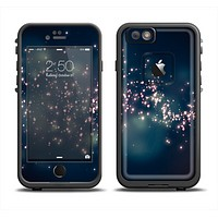 The Dark & Glowing Sparks Apple iPhone 6/6s Plus LifeProof Fre Case Skin Set