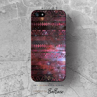Galaxy Aztec Geometric, 3D-sublimated, Mobile accesories, iPhone 4, iPhone 4S, iPhone 5.