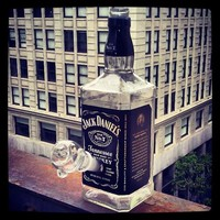 Jack Daniels Tobacco water Pipe