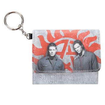 Supernatural Brothers Tri-Fold Wallet