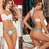ONETOW On Sale Cute Sexy Hot Deal Lace Exotic Lingerie [11407011343]