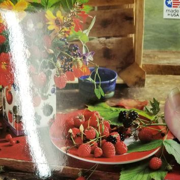 550pc Farm to Table Puzzle-Berries