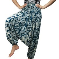 Women Harem Pants Elephant Pants Gypsy Pants Hippie Drop Trouser