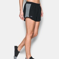 Women's UA Fly-By Perforated Run Short | Under Armour US