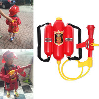 Child Fire Backpack Nozzle Water Gun Toy Air Pressure Water Gun Summer Beach Hot Selling