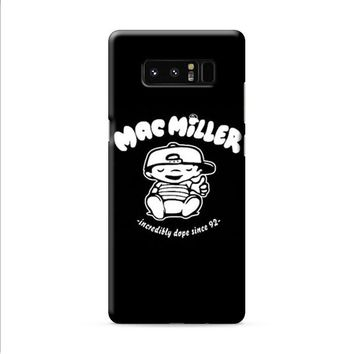 Mac Miller dope logo 1 Samsung Galaxy Note 8 case