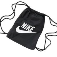 Black gym sack