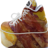 novelty funny bacon created by cranberrysky | Print All Over Me