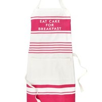 diner stripe apron - kate spade new york