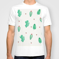 CACTUS T-shirt by Ceren Aksu Dikenci | Society6