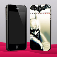 Batman Arkham City New Design Case 2 - Cellular Phone Case for iPhone 4,4S,5 and Samsung Galaxy S3