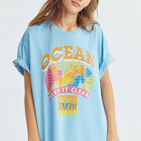 Junk Food Save The Planet Tee | Urban Outfitters