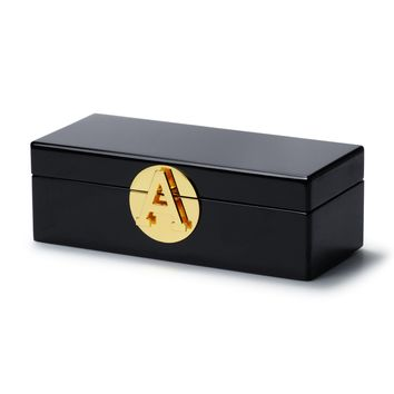 C. Wonder | Monogram Jewelry Box