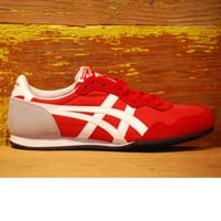 Serrano Onitsuka Tiger Red
