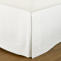 PB Essential Bed Skirt