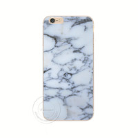 Marble Hard Plastic Clear Back Transparent Style Case Cover For Apple iPhone 4 4G 4S 5 5G 5S 5C 6 6S 6 Plus 6S Plus
