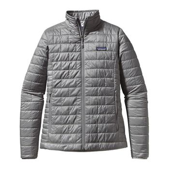 Patagonia Women's Nano Puff Jacket | Feather Grey