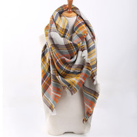Check It Blanket Scarf