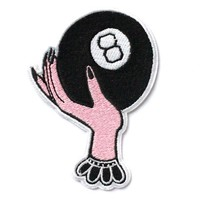 Good Fortune 8 Ball Patch