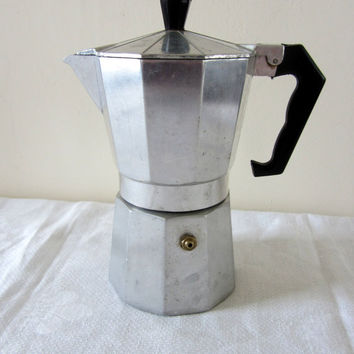 Vintage Expresso Coffee Maker Moka Pot