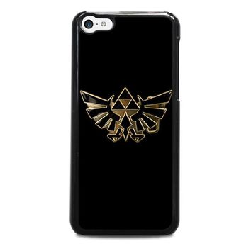 legend of zelda 1 iphone 5c case cover  number 1