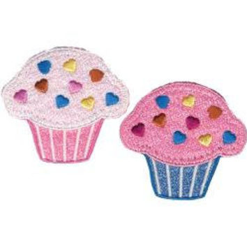 Cupcakes, Iron On Applique, Wrights product