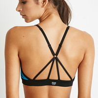 Low Impact - Strappy-Back Sports Bra