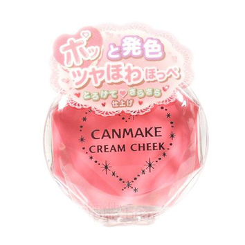 Canmake Cream Cheek CL06 | Canmake 井田胭脂霜状腮红膏 CL06号