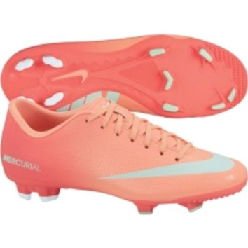 Nike Women's Hypervenom Phelon FG Soccer Cleat - Red/Navy | DICK'S Sporting Goods