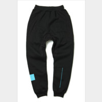 The new wave of multi - pocket pants Harlan pants autumn and winter men 's leisure flying pants foot pants