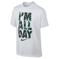 "Nike Legend ""I'm All Day"" Boys' T-Shirt"