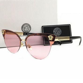 Tagre™ Versace Women Casual Popular Summer Sun Shades Eyeglasses Glasses Sunglasses