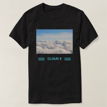 Cloud 9 Shirt, Stoner Clothing, Legalize Weed T Shirt