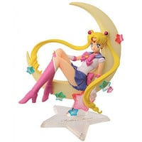 Sailor Moon Figure Set Tsukino Usagi PVC Action Figure Collectible Model Toy 150MM Anime Sailor Moon Toys Alternative Measures