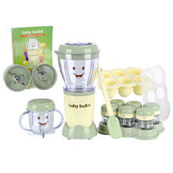 Baby Bullet Food System - 20-Piece