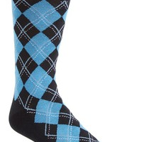 Men's Nordstrom 'Cushion Foot' Argyle Socks (3 for $30)