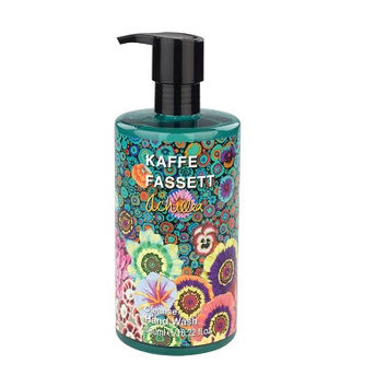 Kaffe Fassett Achillea Cleanse Hand Wash - 480ml. With a combination of skin conditioning and detoxifying dandelion root extract,