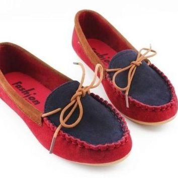 Women Loafers New Brand Driving Moccasins Casuals
