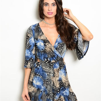 To The Stars Romper
