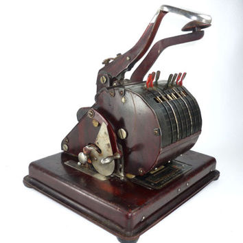 Lightning Chick Writer Series 500 Made by Hedman Mfg in the 1920's