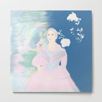 fever dreamer: 1839 Sarah Metal Print by Beth Gilmore
