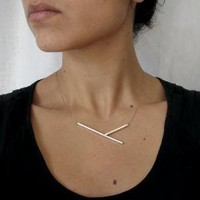 Branch Necklace from MOA by Ingrid Montoya