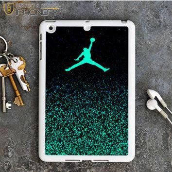 DCKL9 Nike Air Jordan Jump Mint Glitter iPad Mini Case iPhonefy