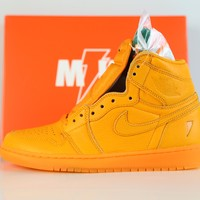 BC SPBEST Nike Air Jordan Retro 1 High OG G8RD Gatorade Orange Peel AJ5997-880 Adult and GS (NO Codes)