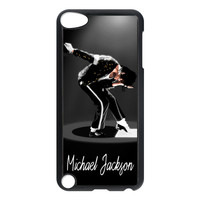 king of pop michael jackson apple ipod 5 touch case cover