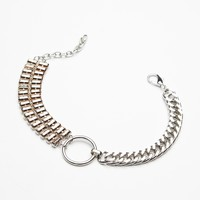 Free People Better Half Choker