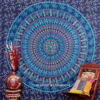 Mandala Camel Hippie Hippy Wall Hanging Indian Tapestry Throw Bedspread Bed Decor Sheet Ethnic Decorative Art